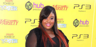 Raven Goodwin arrives at Variety's 5th annual Power Of Youth event.