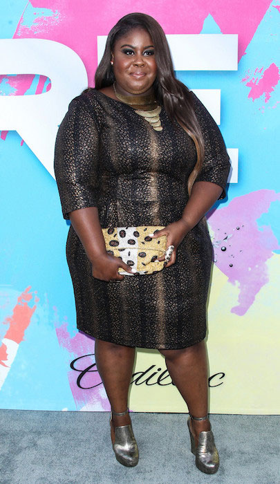 Raven Goodwin at Pre BET Awards.