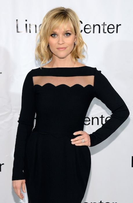 Reese Witherspoon at The Great American Songbook Event in New York in February 2014.