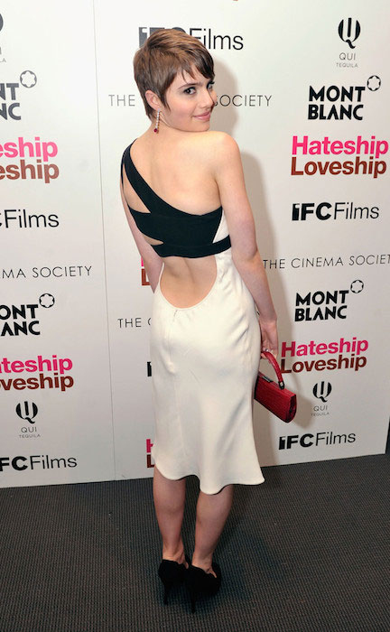 "Sami Gayle attends IFC Films' ""Hateship Loveship"" screening hosted by The Cinema Society and Montblanc."