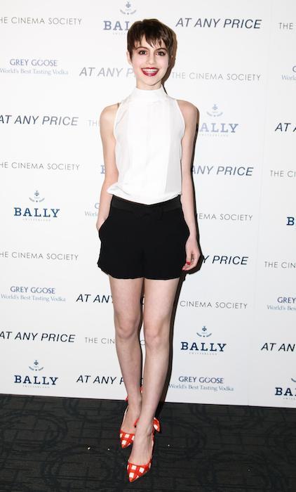 Sami Gayle height