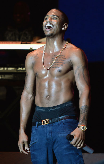 Trey Songz body