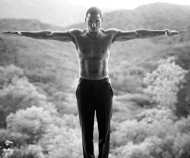 Trey Songz hot body