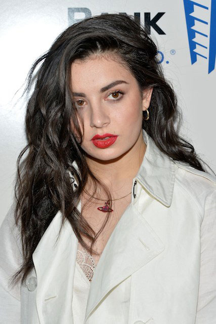 Charli XCX at SESAC 2014 Pop Awards.