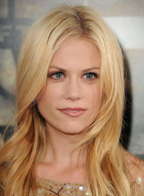Claire Coffee at Rise of The Planet of the Apes Premiere in Los Angeles.