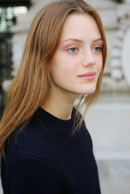 Esther Heesch Hedvig Palm After Vanessa Bruno Spring 2014.