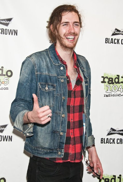 Hozier in Concert at Radio 104.5's Performance Theatre in Bala Cynwyd, PA, USA.
