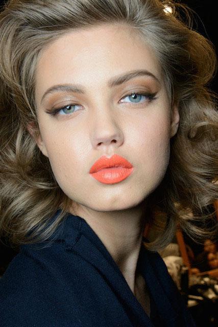 Lindsey Wixson face closeup