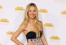 Petra Nemcova at 2014 SI Swimsuit Issue Celebration