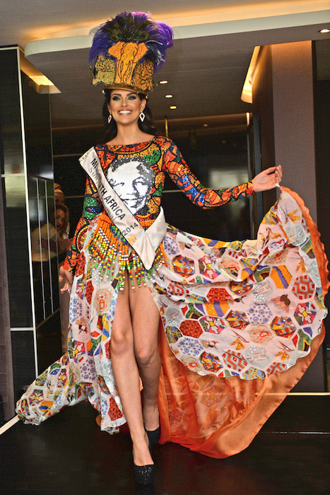 Rolene Strauss costume