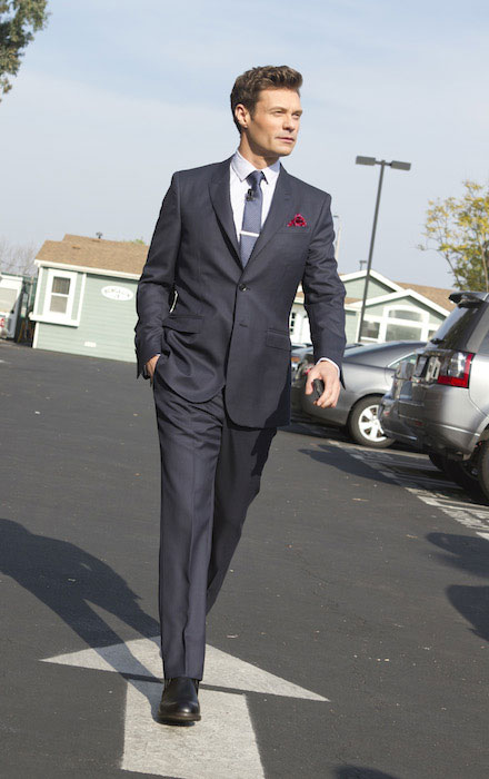 Ryan Seacrest personality