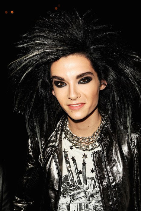 Bill kaulitz as Tokio Hotel