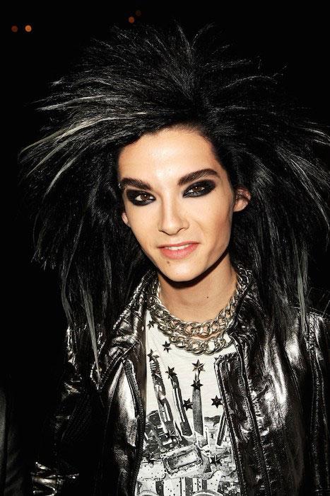 Bill kaulitz as Tokio Hotel