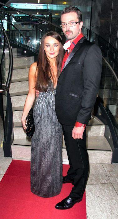 Claire Cooper and Emmett Scanlan.