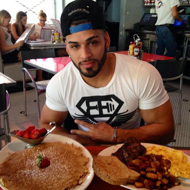Gerardo Gabriel diet plan