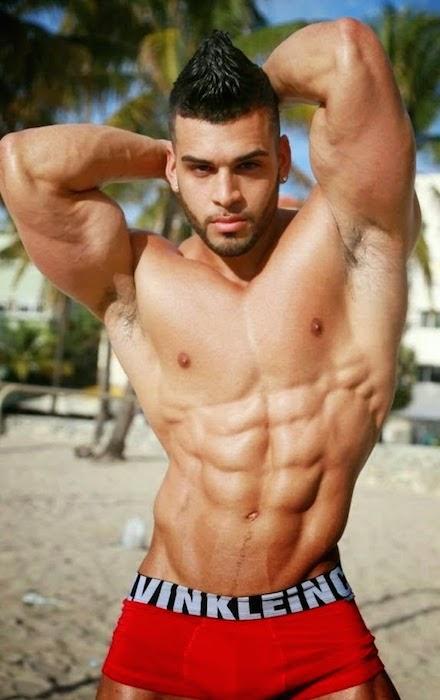 Gerardo Gabriel workout routine
