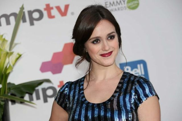 Heather Lind attends MIPTV 2014 Opening Party at Hotel Martinez on April 7, 2014 in Cannes, France.