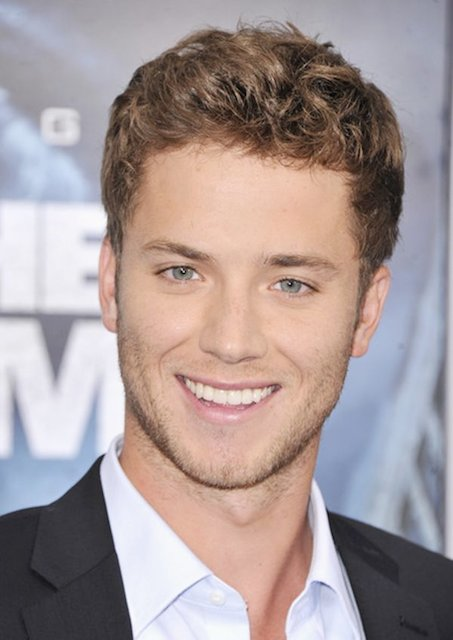 Jeremy Sumpter attends the 'Into The Storm' premiere at AMC Lincoln Square Theater on August 4, 2014 in New York City.