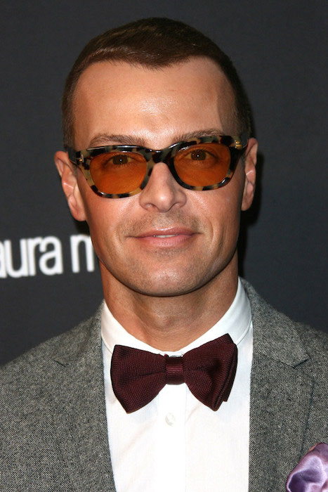 Joey Lawrence attends the Weinstein Company's 2014 Golden Globe Awards after party on January 12, 2014.