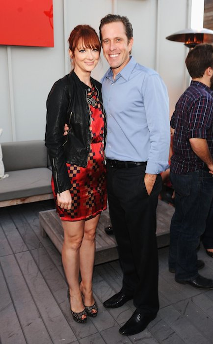 Judy Greer and Dean E. Johnsen.