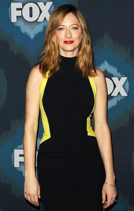 Judy Greer attends Fox All-Star Party at Langham Hotel on January 17, 2015 in Pasadena, California.
