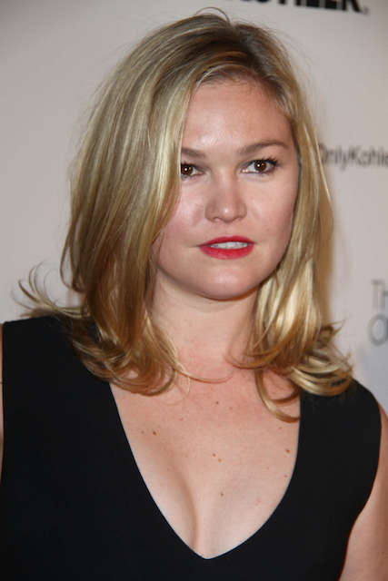 Julia Stiles at 2014 ADG Excellence in Production Design Awards.