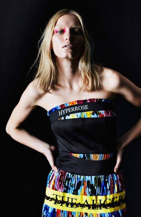 Marique Schimmel for Bazaar Japan.