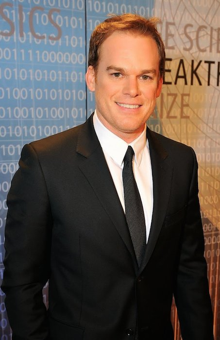 Michael C Hall attends the 2014 Breakthrough Prize Inaugural Ceremony for Awards in Fundamental Physics and Life Sciences at NASA Ames Research Center.