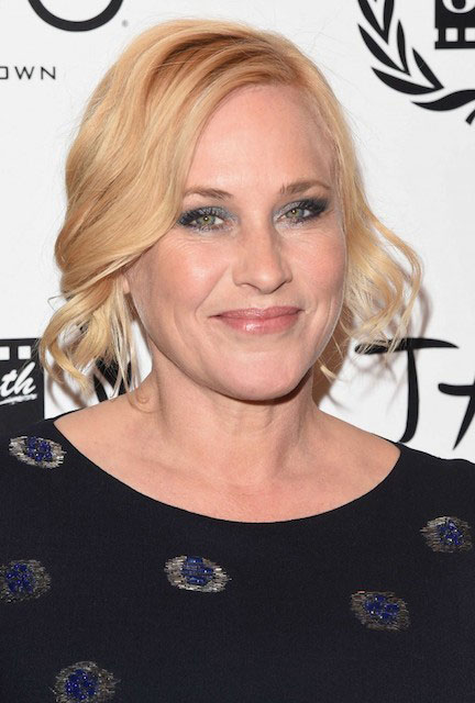 Patricia Arquette at the 2014 New York Film Critics Circle Awards at TAO Downtown on January 5, 2015 in New York City.