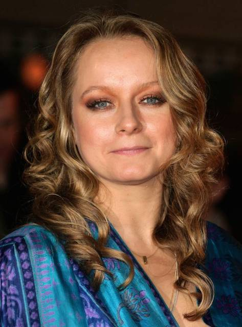 Samantha Morton in John Carter event 2012.