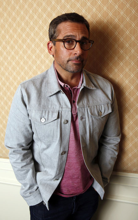 """Steve Carell to play a former English teacher in """"The Priority List."""""""