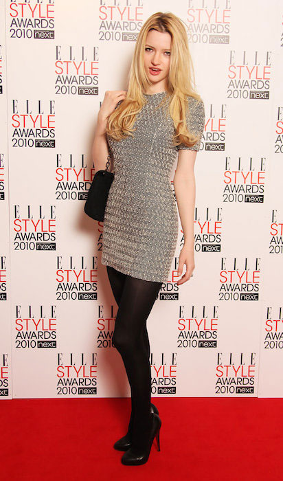 Talulah Riley arrives at the Orange British Academy Film Awards held at The Royal Opera House on February 21, 2010 in London, England.