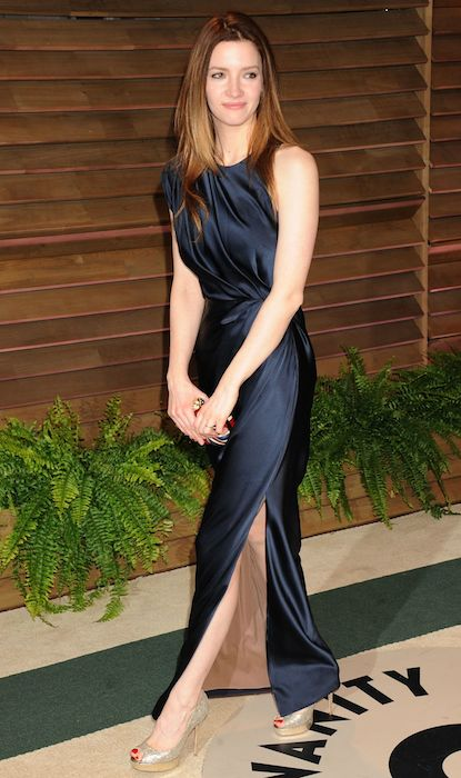 Talulah Riley at 2014 Vanity Fair Oscar Party in Hollywood.