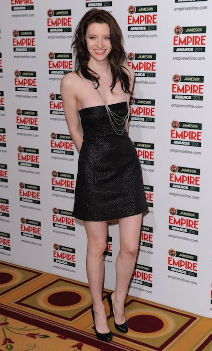 Talulah Riley at the Empire Awards 2011.