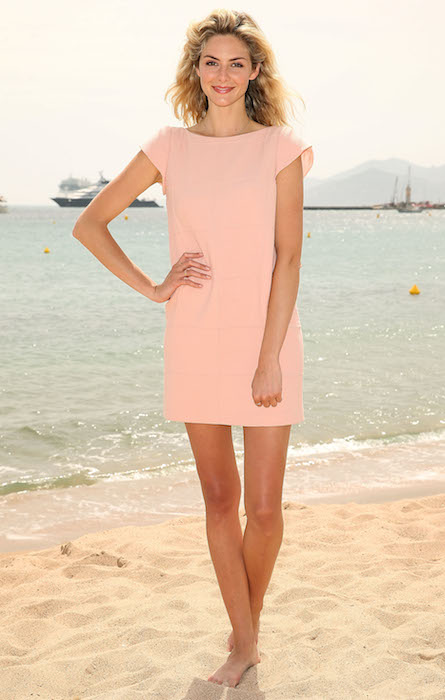 Tamsin Egerton attends the 'Queen & Country' photocall at the 67th Annual Cannes Film Festival on May 21, 2014 in Cannes, France.