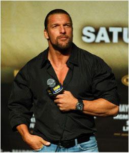 Triple H dressed