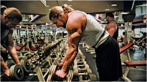 Triple H workout