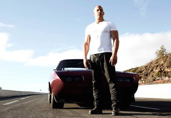 Vin Diesel for Furious 7
