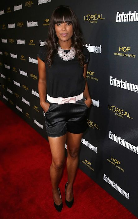Aisha Tyler at Entertainment Weekly's Pre-Emmy 2014 Party.