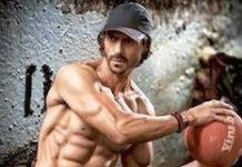 Arjun Rampal Six Pack Abs
