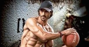 Arjun Rampal Six Pack Abs