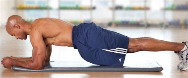 Basic Forward Plank