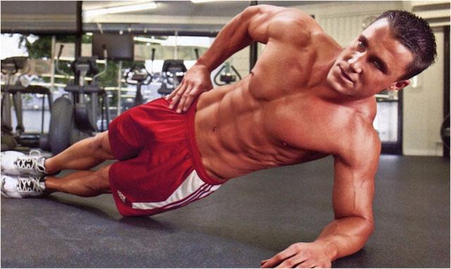 Basic Side Plank