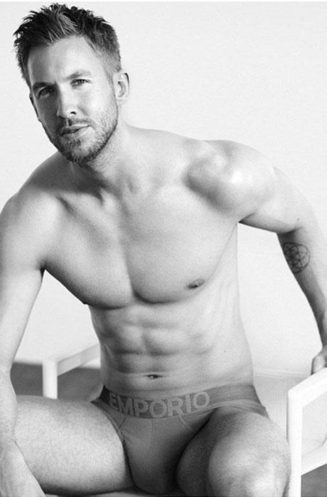 Calvin Harris Body