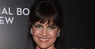 Carla Gugino at 2014 National Board of Review Gala in New York City
