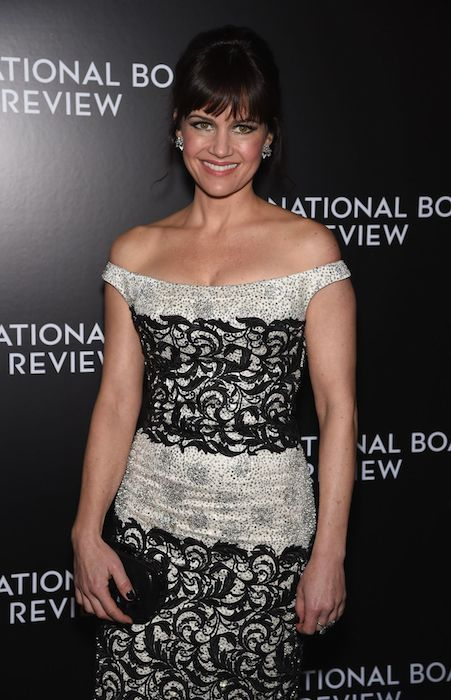 Carla Gugino at 2014 National Board of Review Gala in New York City.