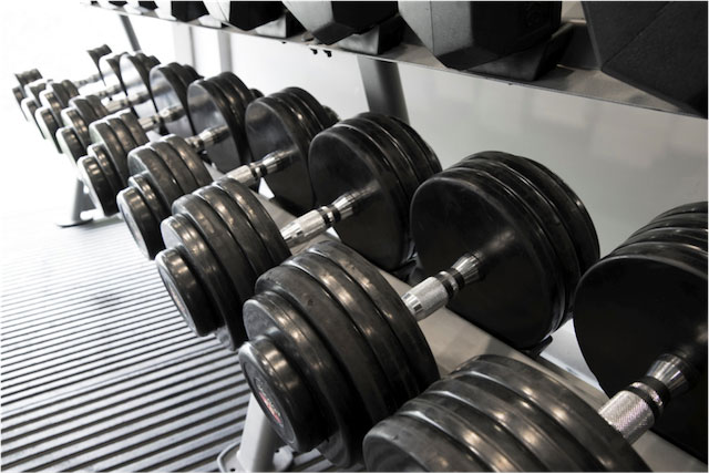 Dumbbells - Weight Training