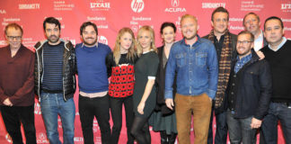 Joan Cusack with cast and crew attends 'The End Of The Tour' Premiere during the 2015 Sundance Film Festival on January 23, 2015