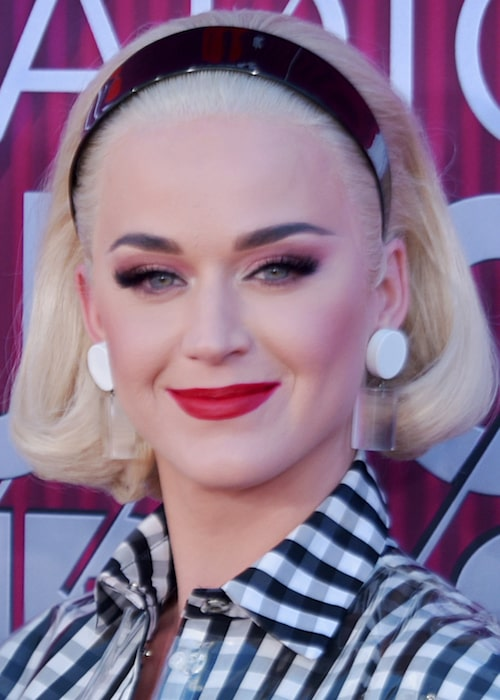 Katy Perry as seen in 2019