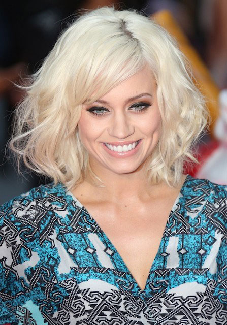 "Kimberly Wyatt at UK Premiere of ""Katy Perry: Part of Me."""